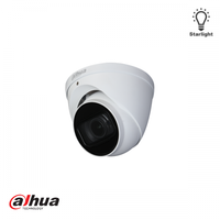 Dahua 5MP Starlight  2.7 - 13.5mm Motorzoom Dome HD-CVI Camera