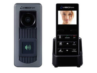 Optex IVP-DH(G) iVision+ draadloze video intercom kit