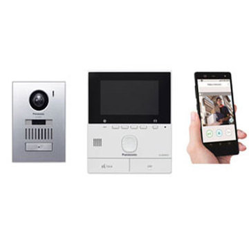 Panasonic VL-SVN511EX 2-draads video intercom kit