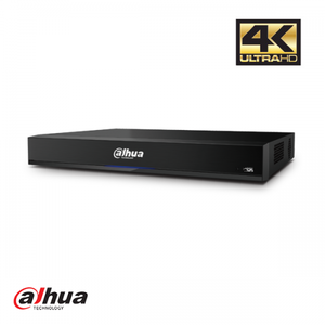 Dahua 16 Kanaals Penta-brid 4K 1U Digital Video Recorder incl 2TB HDD